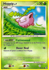 Hoppip - 90/132 - Common on Channel Fireball