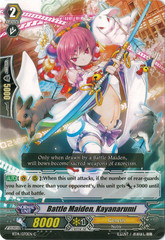Battle Maiden, Kayanarumi - BT14/070EN - C