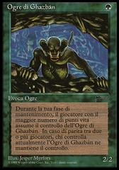 Ghazban Ogre (Ogre di Ghazbán)