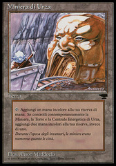 Urza's Mine (Miniera di Urza) - Mouth