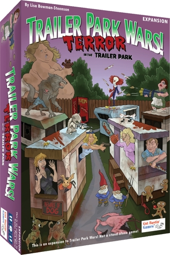 Trailer Park Wars! Expansion: Terror in the Trailer Park
