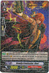 Deadly Eradicator, Ouei - BT14/038 - R on Channel Fireball