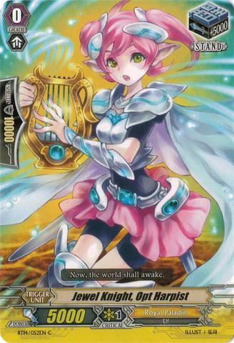 Jewel Knight, Opt Harpist - BT14/052 - C