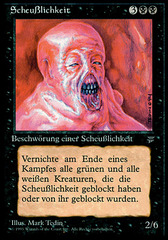 Abomination (Scheußlichkeit)