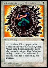 Circle of Protection: Artifacts (Schutzkreis gegen Artefakte)