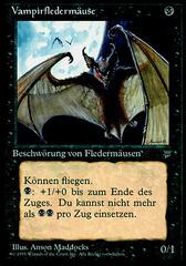 Vampire Bats (Vampirfledermäuse)