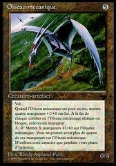 Clockwork Avian (Oiseau mécanique)