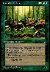 Elven Riders (Cavaliers elfes)