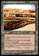 Strip Mine (Mine des morts-terrains)