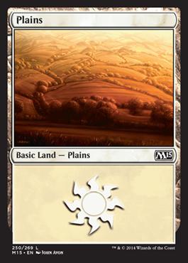 Plains (250) - Foil