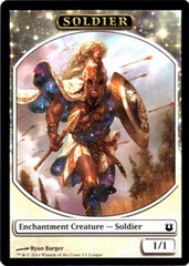 Soldier Token - Alternate Art
