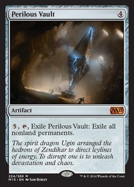 Perilous Vault - Foil