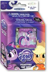 My Little Pony: Twilight Sparkle & Applejack Theme Deck