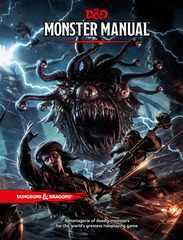 5th Edition - Monster Manual