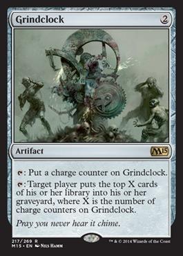 Grindclock - Foil