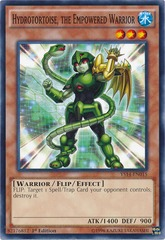 Hydrotortoise the Empowered Warrior - YS14-EN015 - Common - 1st Edition