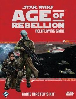 Star Wars: Age of Rebellion Game Masters Kit