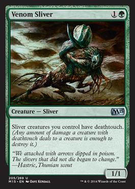 Venom Sliver