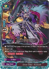 Great Duke, Astaroth - BT02/0012 - RR