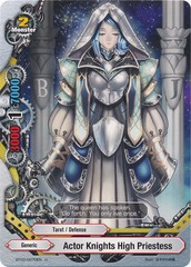 Actor Knights High Priestess - BT02/0070 - U