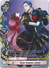 Actor Knights Lovers - BT02/0102 - C
