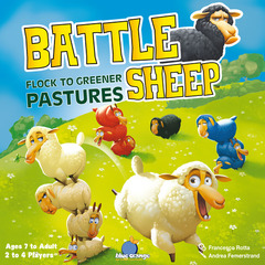 Battle Sheep: Flock to Greener Pastures