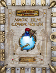 3.5 Edition Premium Magic Item Compendium