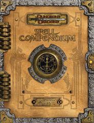 3.5 Edition Premium Spell Compendium