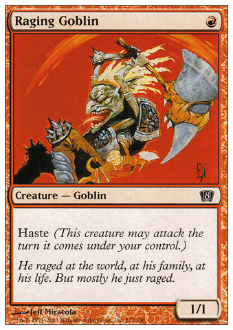 Raging Goblin