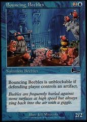 Bouncing Beebles on Channel Fireball