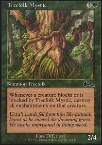 Treefolk Mystic