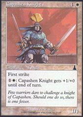 Capashen Knight on Channel Fireball