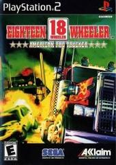 18 Wheeler - American Pro Trucker (Playstation 2)