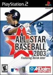 All-Star Baseball - 2003 - Derek Jeter (Playstation 2)