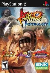 Art of Fighting - Anthology (Playstation 2)