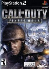 Call of Duty - Finest Hour (Playstation 2)