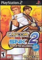 Capcom vs. SNK 2 - Mark of the Millennium (Playstation 2) - 2001