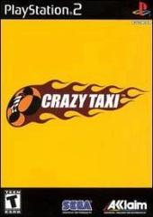 Crazy Taxi (Playstation 2)