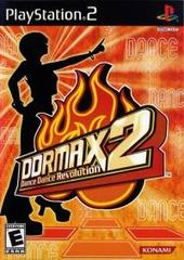 DDR MAX 2 - Dance Dance Revolution (Playstation 2)