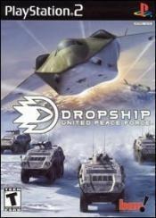 Dropship - United Peace Force (Playstation 2)