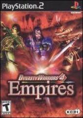 Dynasty Warriors 4 - Empires (Playstation 2)