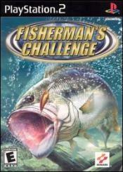 Fishermans Challenge (Playstation 2)