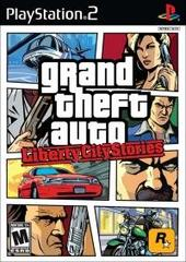 Grand Theft Auto - Liberty City Stories (Playstation 2)