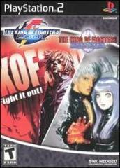 King of Fighters - 2000 & 2001 (Playstation 2) - KOF