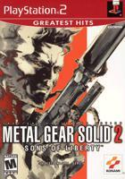 Metal Gear Solid 2: Sons of Liberty Greatest Hits