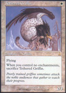 Tethered Griffin