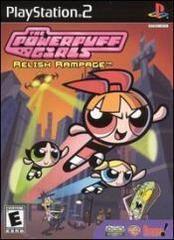Powerpuff Girls, The: Relish Rampage