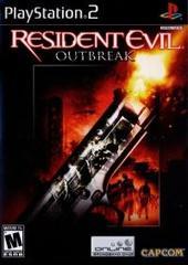 Resident Evil: Outbreak (Playstation 2)