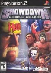 Legends of Wrestling - Showdown (Playstation 2)