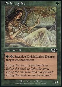 Elvish Lyrist